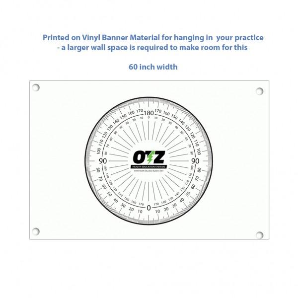 OTZ - Wall- Sized Goniometer