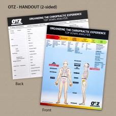 OTZ - Report of Findings HANDOUTS