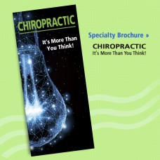 SB - Chiropractic, It's More than You Think