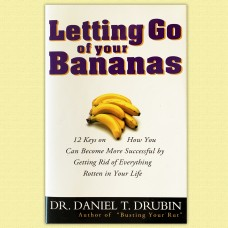 Book - Letting Go of your Bananas (Hardcover - NEW)
