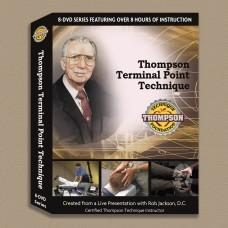 DVD SET (8) - Thompson Terminal Point