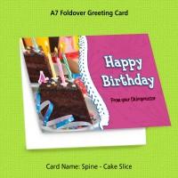 Birthday Greeting Cards - Mix-n-Match!