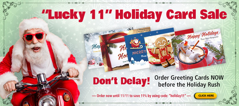 Back Talk Systems - Holiday Cards