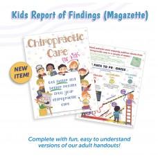 ROF » Kids Report of Findings (Magazette)