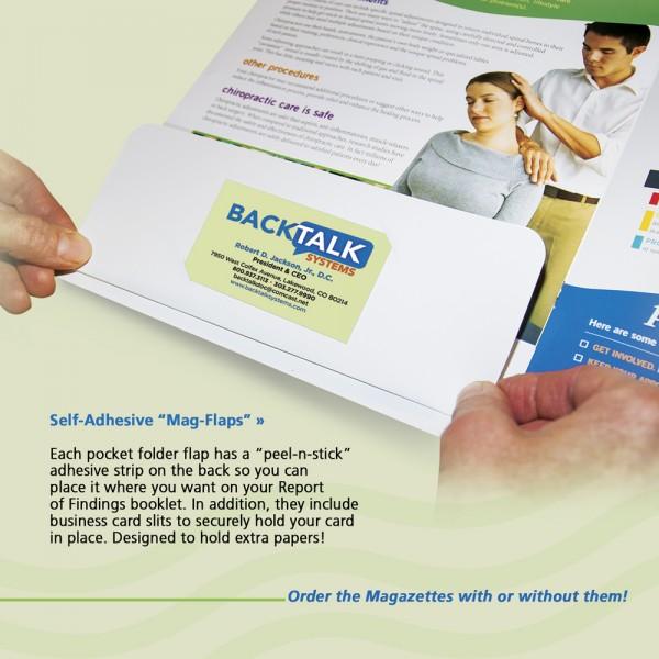 Mag-Flaps