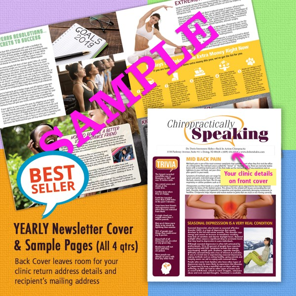 Newsletters - YEARLY ISSUES (4)
