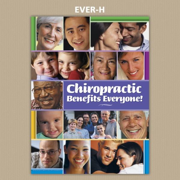Poster - Chiropractic Benefits Everyone
