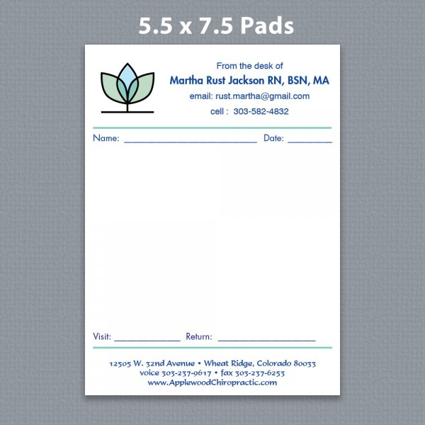Office Pad - Doctor's Pad (LG)