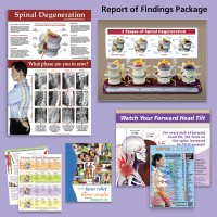 PES - Report of Findings Kit (includes Spine Model)