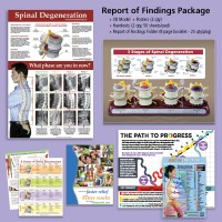 PES - Report of Findings Kit (includes 3D Spine Model!)