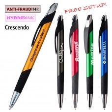 Crescendo Hybrid/Anti-Fraud Ink Pen