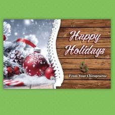 "Postcard - ""Spine-Ornament"""
