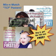 TCF Posters - Mix-n-Match!
